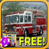 3D Fire Truck Slots - Free