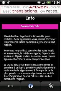 Dounia FM- screenshot thumbnail
