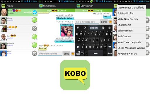 KoboIM-Kobo Instant Messenger