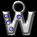 Bling-bling W Monogram logo