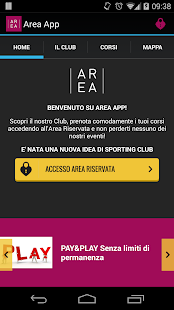 Area App- screenshot thumbnail