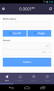 Hive Bitcoin & Litecoin Wallet- screenshot thumbnail