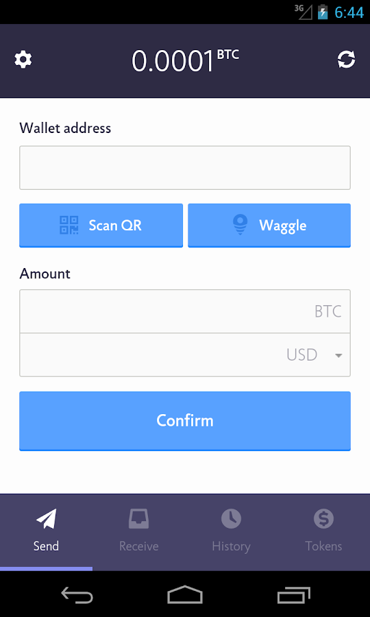 Hive Bitcoin & Litecoin Wallet- screenshot