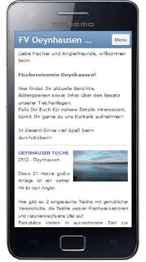 玩社交App|Fischereiverein Oeynhausen免費|APP試玩