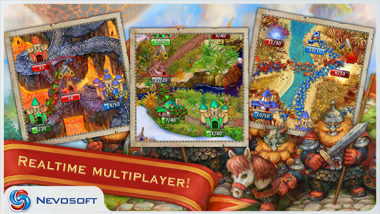 LandGrabbers: Strategy Game- screenshot