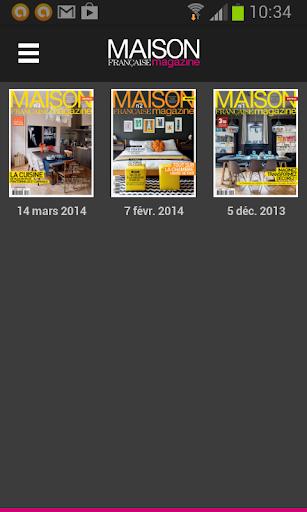 Maison Francaise Magazine 1.0