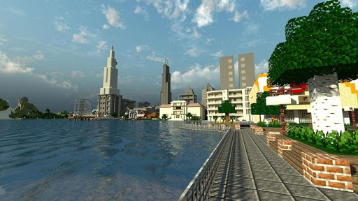 Perfect City Minecraft