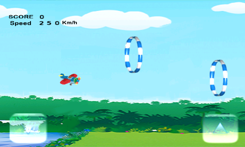 Go Plane- screenshot