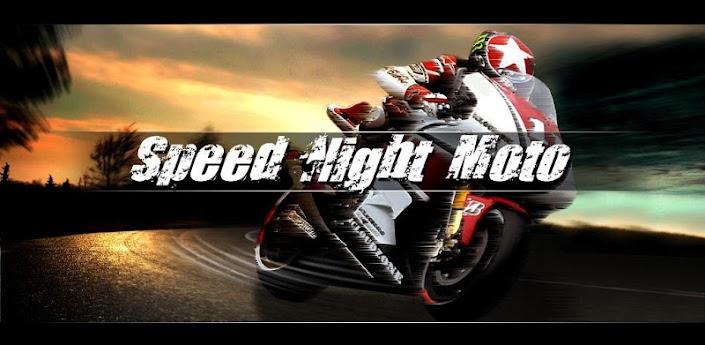 Speed Night Moto - гонки на мотоциклах скачать на Андроид