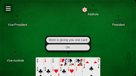 President - Card Game - Free 2.1.1 screenshot 8277