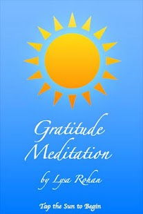 Gratitude Meditation - screenshot thumbnail
