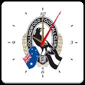 Collingwood Analog Clock