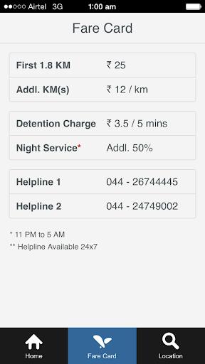 【免費工具App】Chennai Auto Meter-APP點子