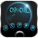 Eclipse HD Theme GO Locker