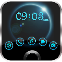 Eclipse HD Theme GO Locker 1.6