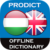 Hungarian - English dictionary