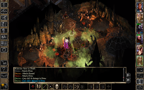 Baldur's Gate II Enhanced Ed.- gambar mini screenshot
