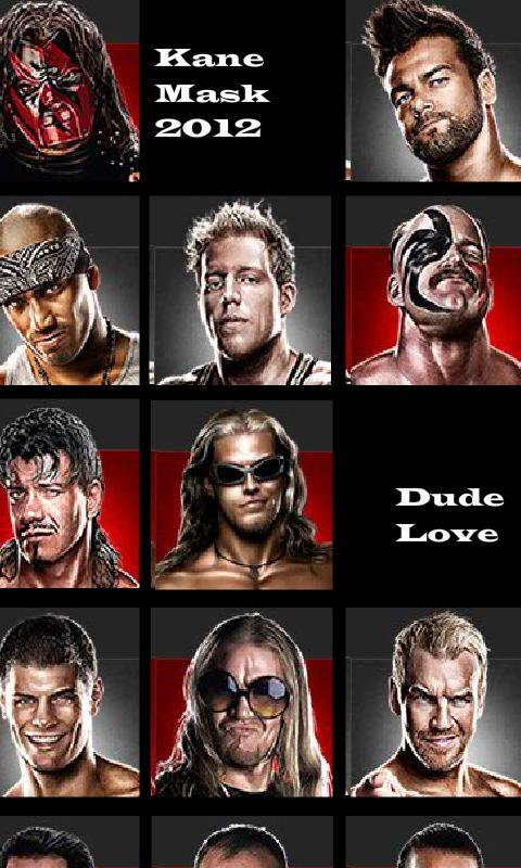 Wwe 13 roster - screenshot