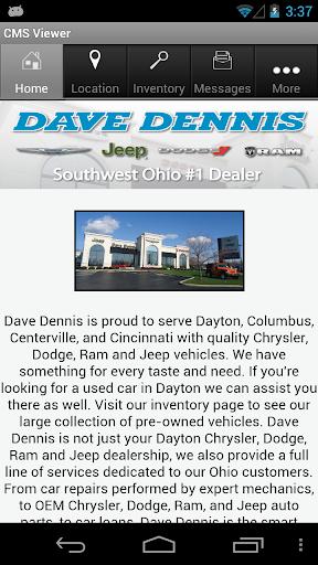 Dave Dennis ChryslerJeepDodge