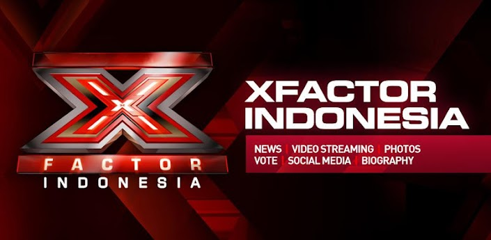 Download Apps X Factor Indonesia Android
