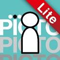 ピクト図解 Lite logo