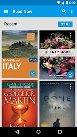 Google Play Books Screenshot 1