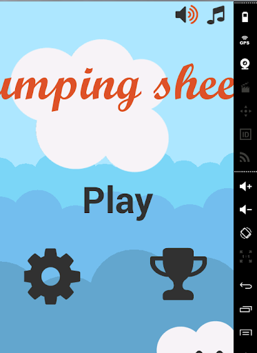 Jumping Sheep Sheep Fly