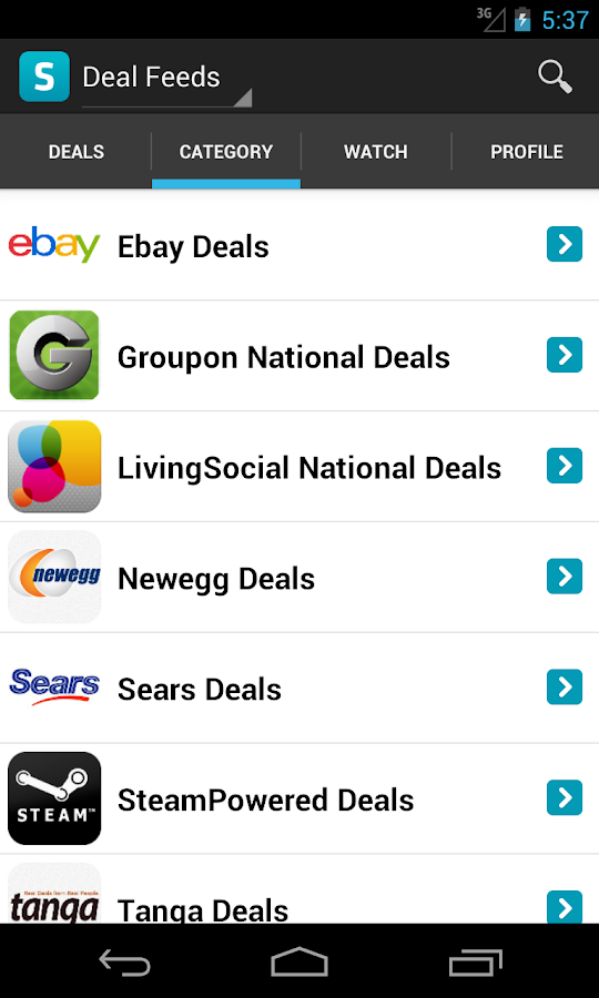 Saviry - Deals,Freebies,Sales - screenshot