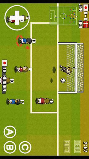 席捲全球體育競技遊戲《ポータブルサッカーDX》解析及玩法技巧(更新中)