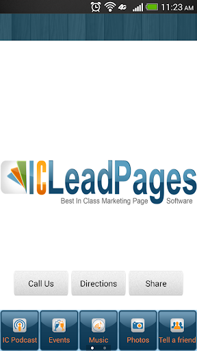 IC Lead Pages English