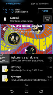 XenoAmp Music Player BETA - screenshot thumbnail