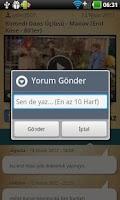 Screenshot of Alkışlarla Yaşıyorum