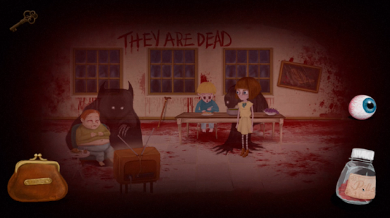 Fran Bow Alpha Demo- screenshot thumbnail