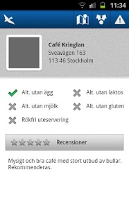 Cafétipsaren - screenshot thumbnail