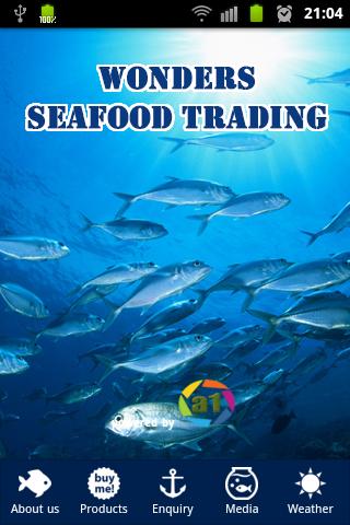 Wonders Seafood Trading