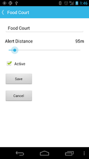 GPS Alarm - screenshot thumbnail