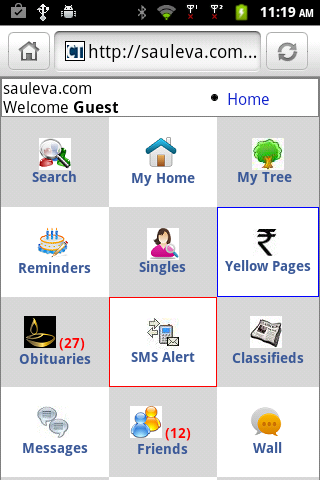 SauLeva - screenshot