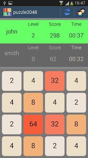 2048 Puzzle Game Championship