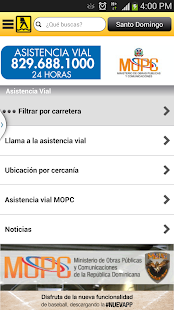 PaginasAmarillasRD Android - screenshot thumbnail