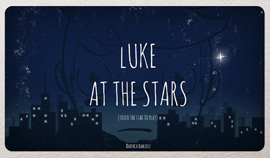 Luke at the Stars Free Demo - screenshot thumbnail