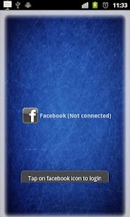 Facebook Status & Check In - screenshot thumbnail