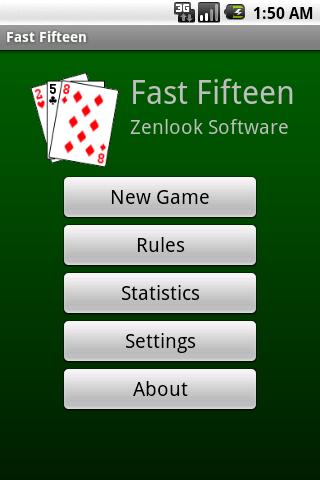 Fast Fifteen- screenshot