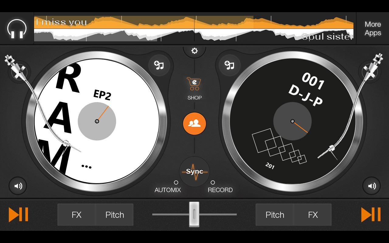 edjing Premium - DJ Mix studio direct apk download v2.3.0 ...