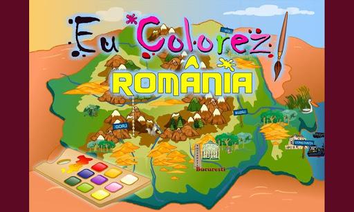 Descopar ROMANIA colorand