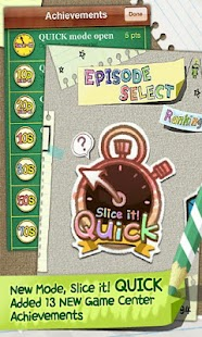 Slice It!- screenshot thumbnail