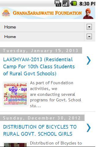 GnanaSaraswathi Foundation