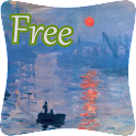 Touch of  Impressionism - Free icon