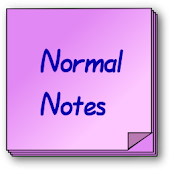 Normal Notes