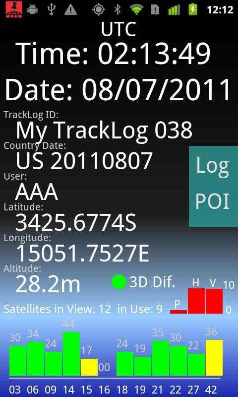 Trial MediaMapper Mobile - screenshot