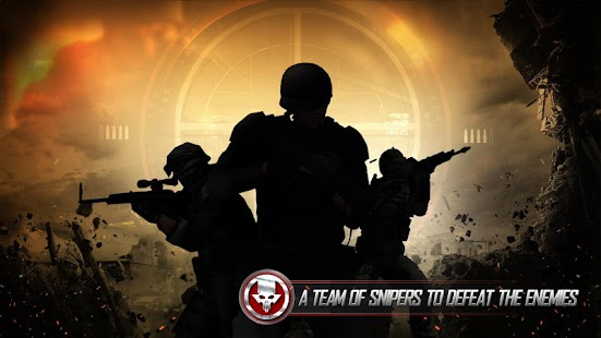SNIPER SQUAD – Action Game- screenshot thumbnail